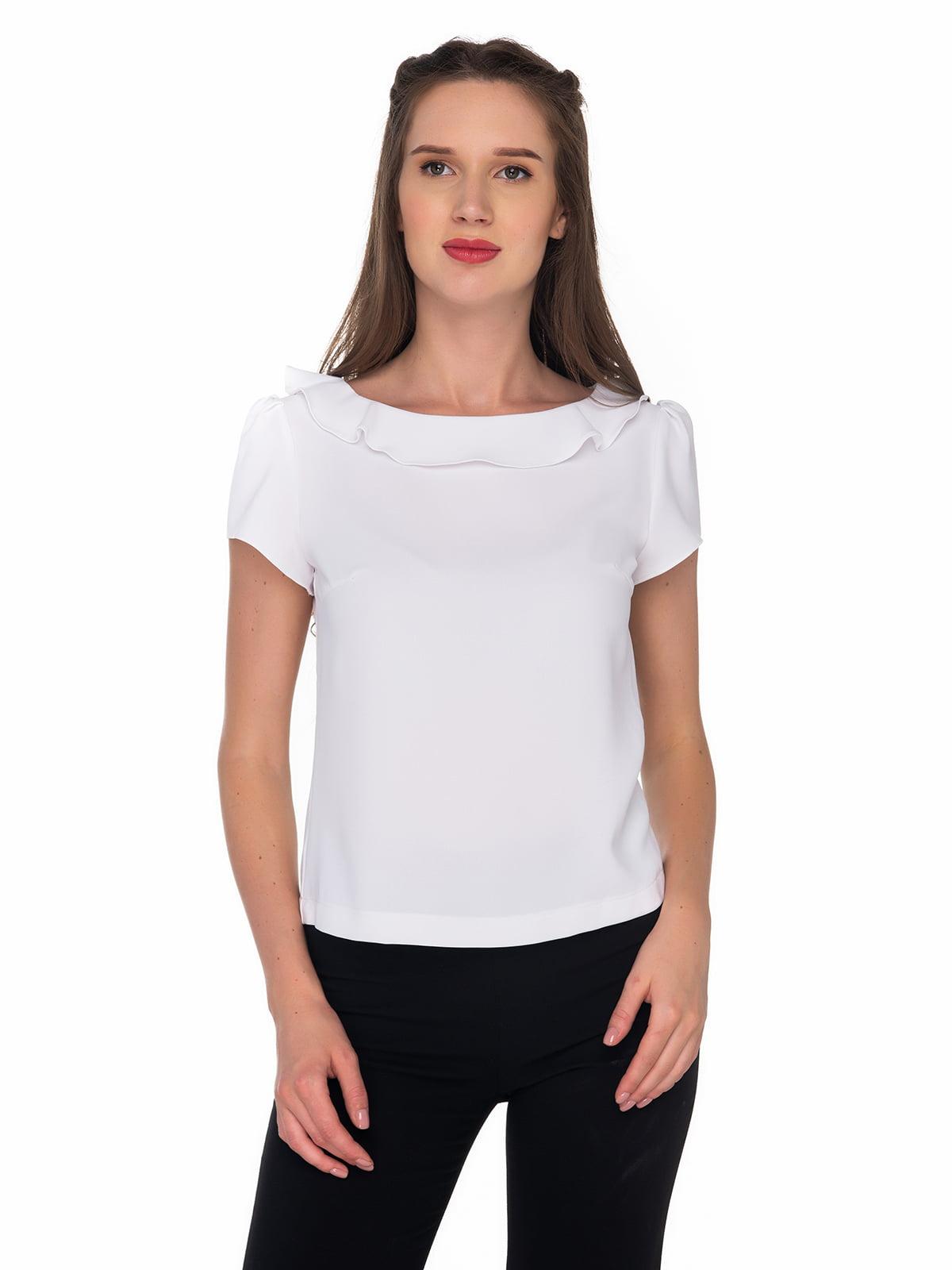 Блуза белая | 5324731