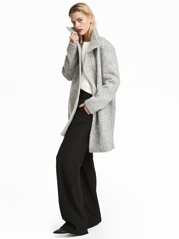 Пальто сіре | 5325092