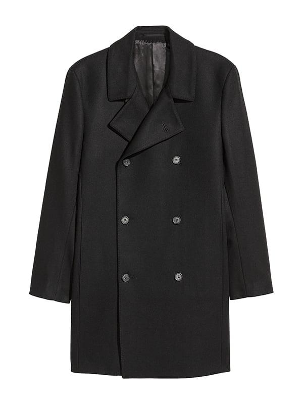 Пальто чорне | 5325093
