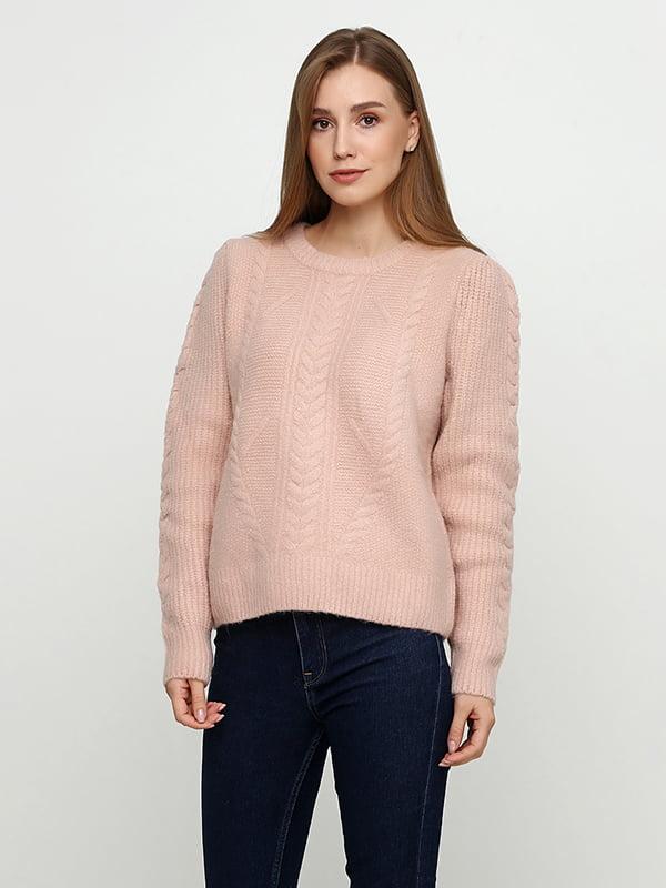 Джемпер рожевий | 5325218