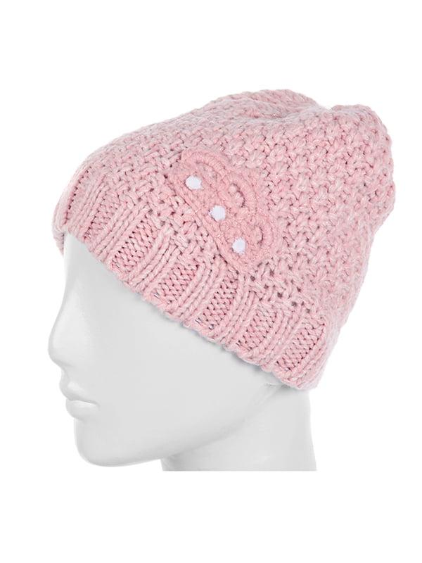 Шапка рожева | 5326032