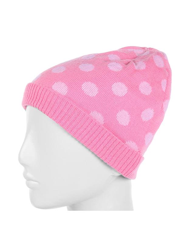 Шапка рожева | 5326034