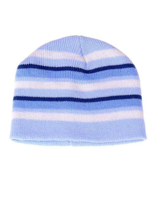 Шапка блакитна   5326118
