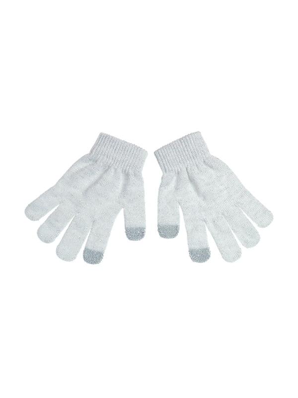 Рукавички білі | 5326207