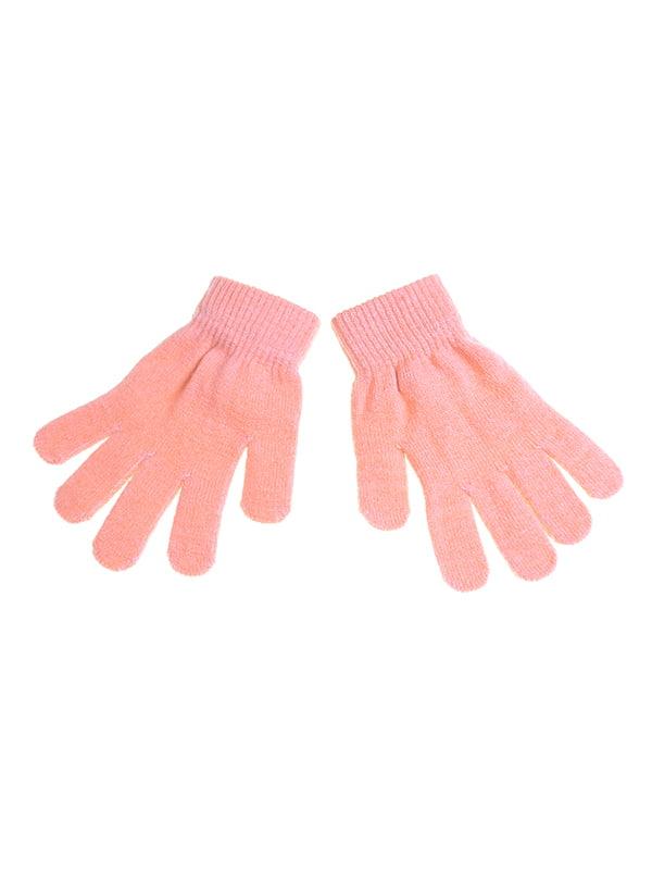 Рукавички рожеві | 5326211