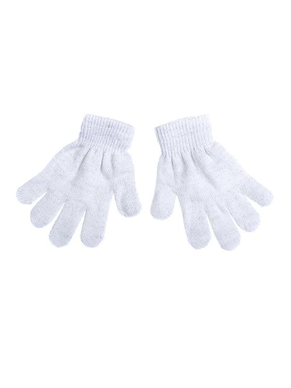 Перчатки белые   5326228