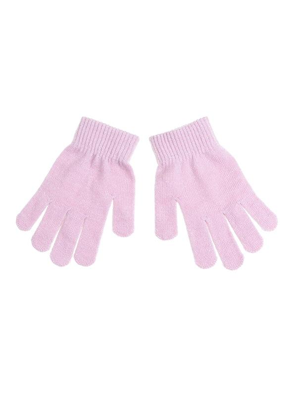 Рукавички рожеві | 5326230