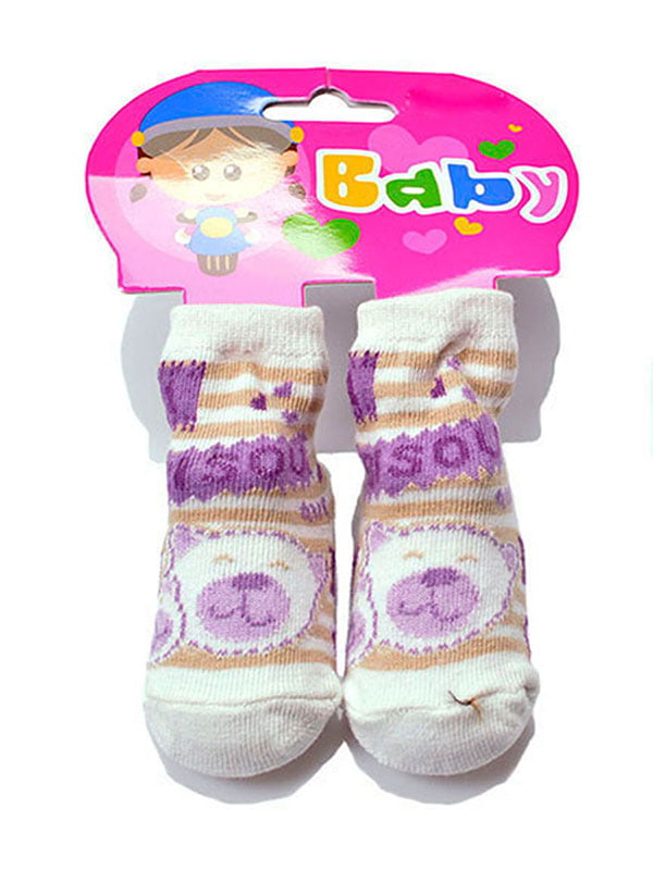 Шкарпетки бузкові | 5326274