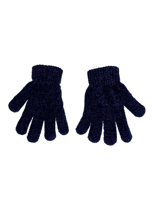 Перчатки черные | 5326413