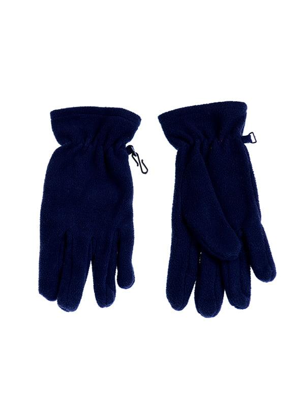 Рукавички темно-сині | 5326415