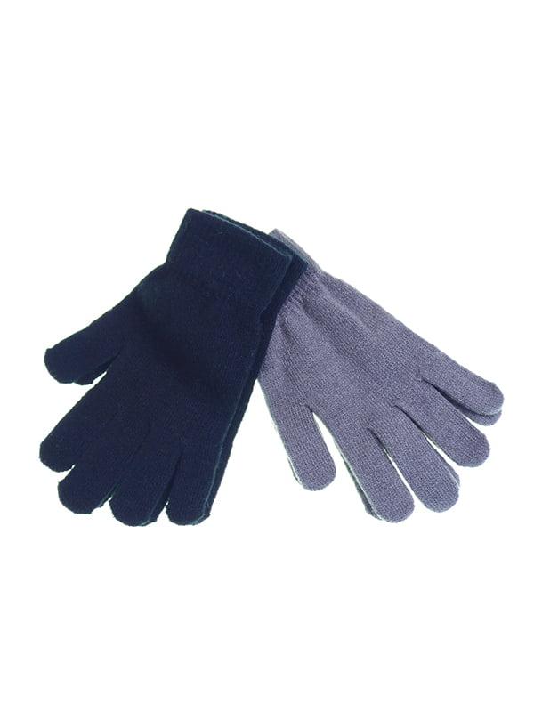 Перчатки серые   5326464