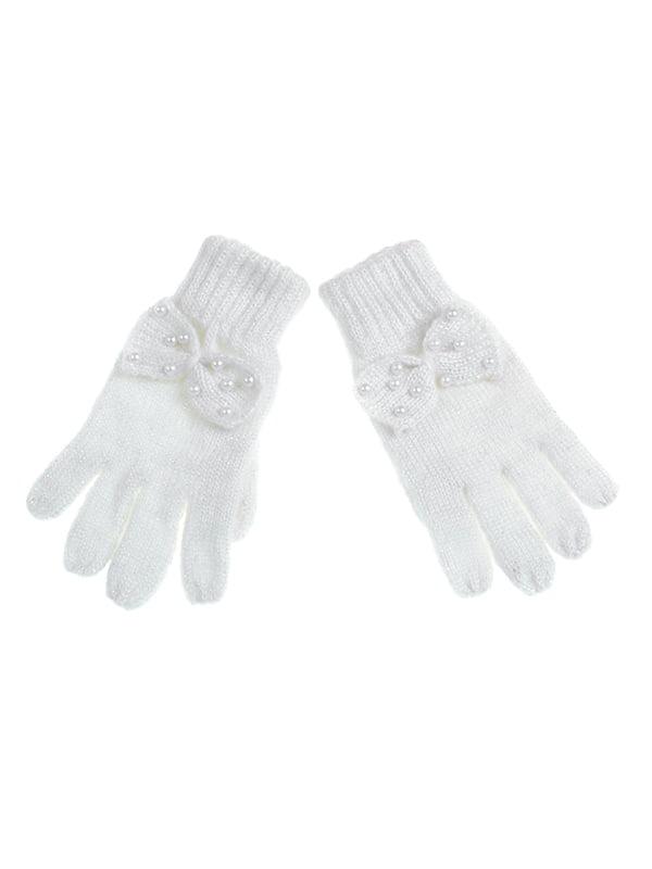 Перчатки белые | 5326482