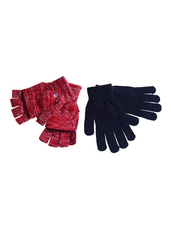 Рукавички червоні | 5326490