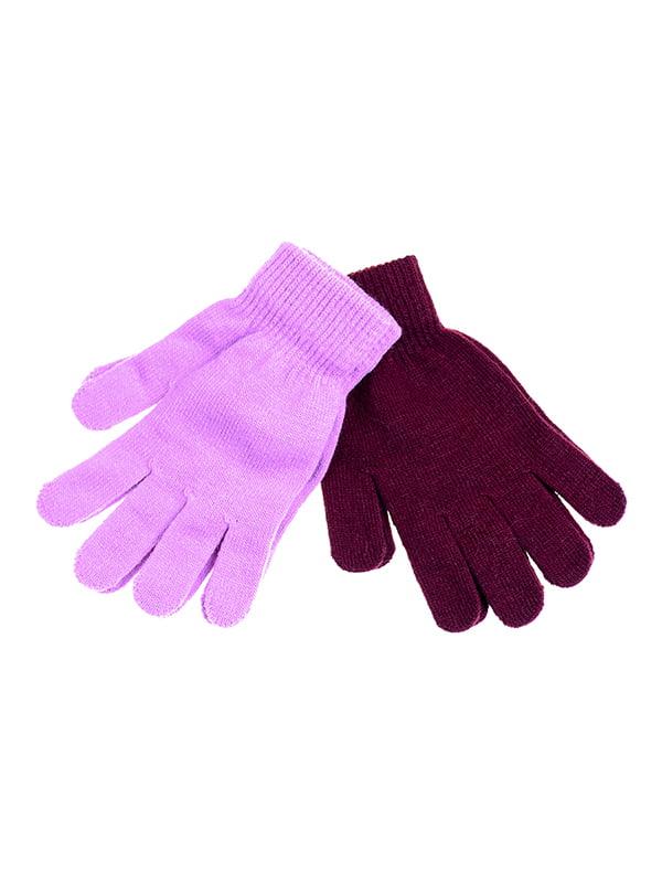 Перчатки розовые | 5326492