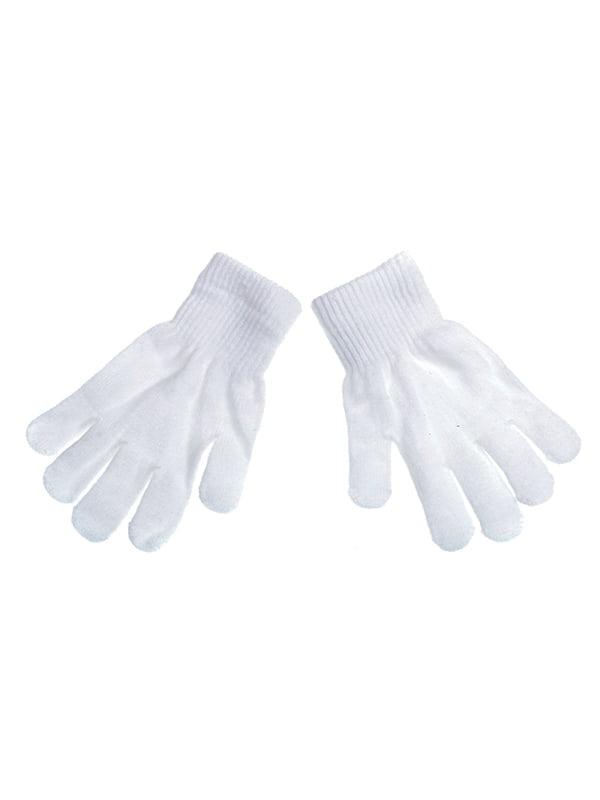 Рукавички білі   5326499