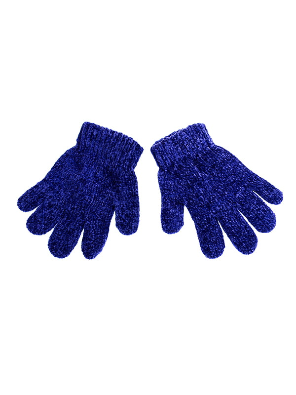 Перчатки синие | 5326501