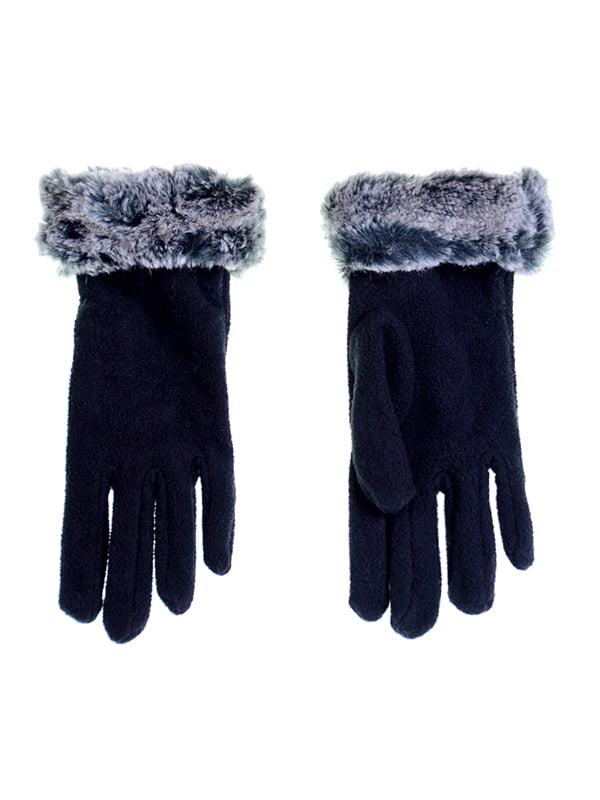 Перчатки черные | 5326516