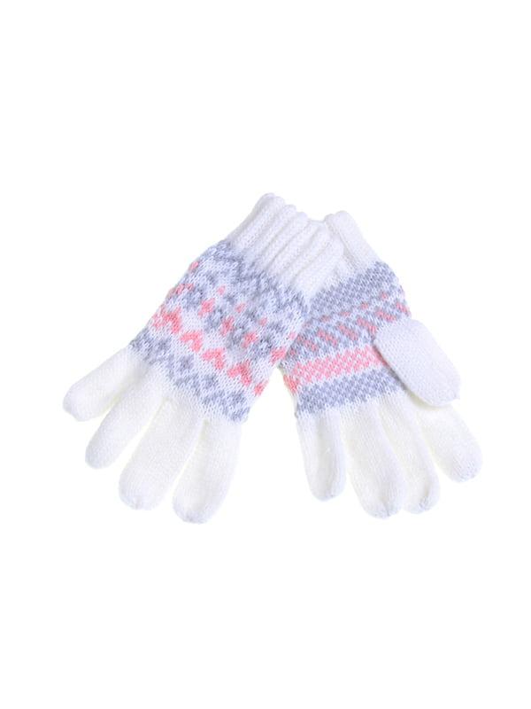 Перчатки белые | 5326533