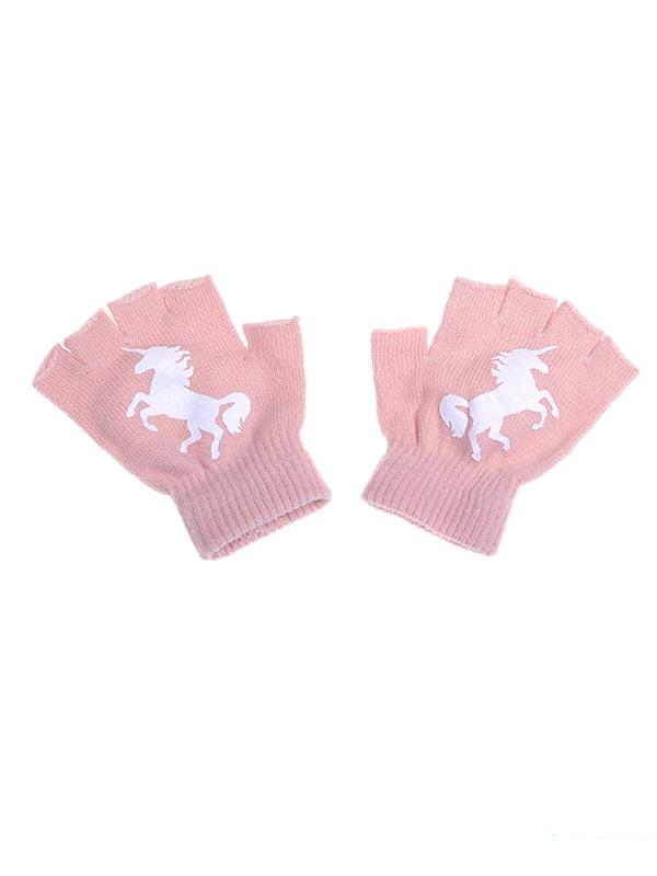 Мітенки рожеві | 5326542