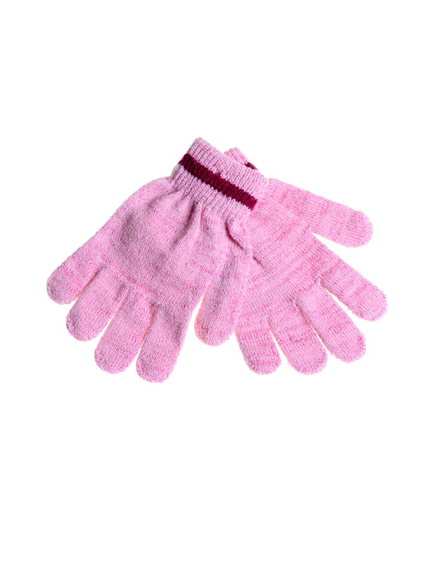 Перчатки розовые | 5326544
