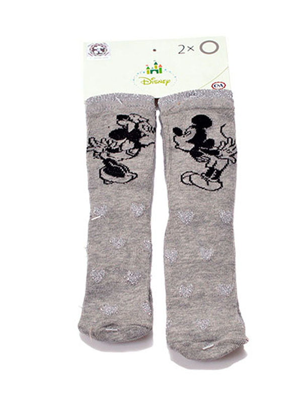 Шкарпетки сірі | 5326640