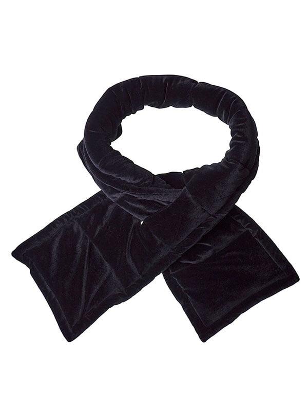 Шарф черный | 5326653