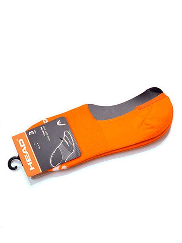 Носки оранжевые | 5326781