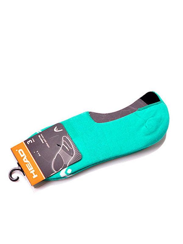 Шкарпетки бірюзові   5326782