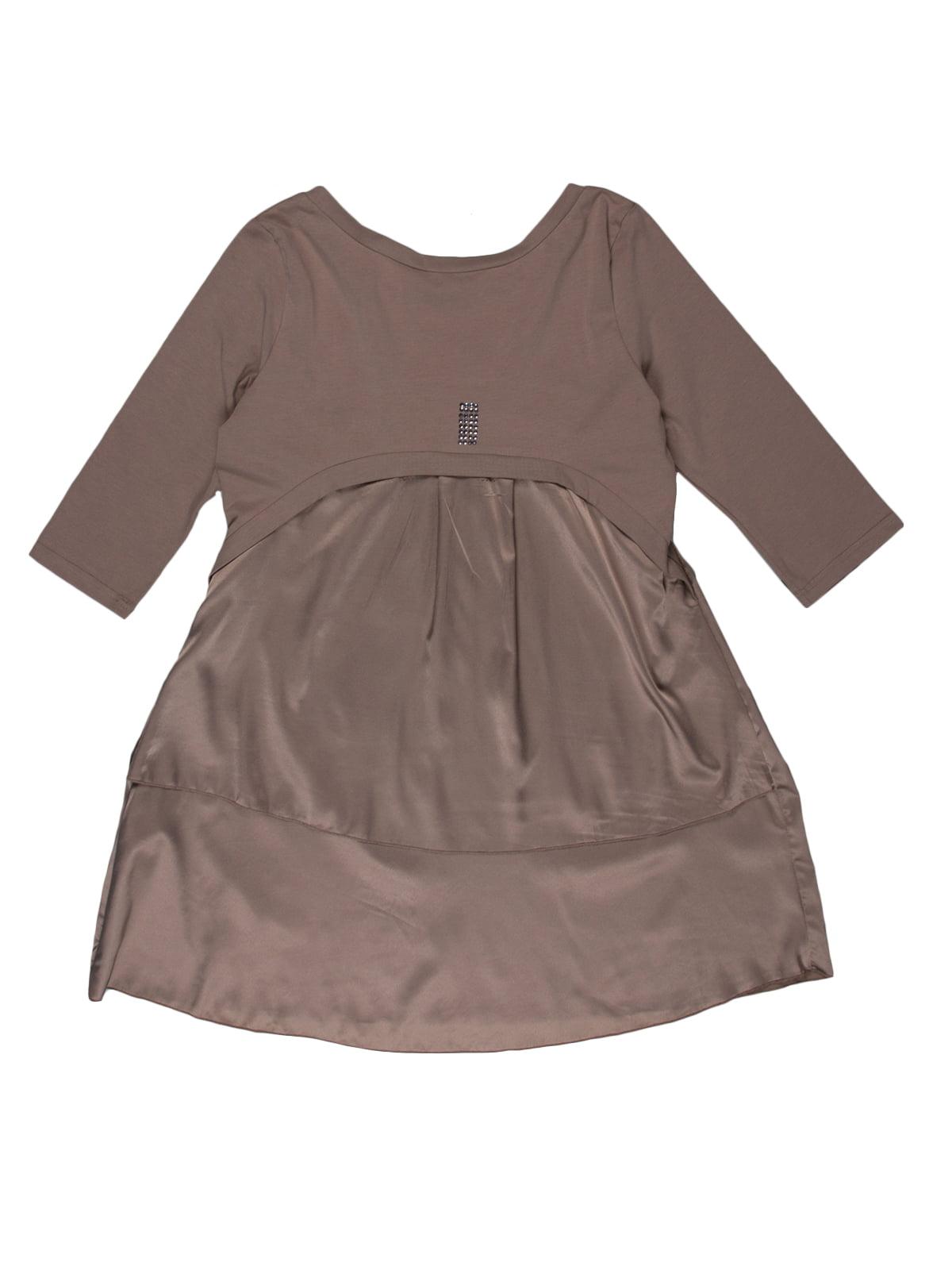 Блуза бежева | 5323326