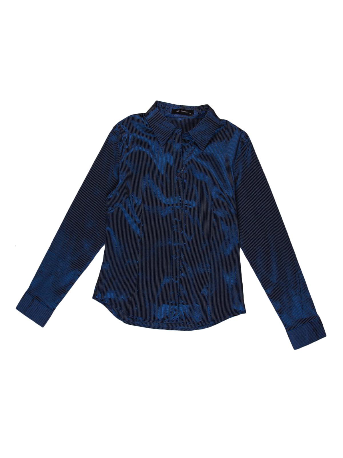 Сорочка сіро-синя   5323309
