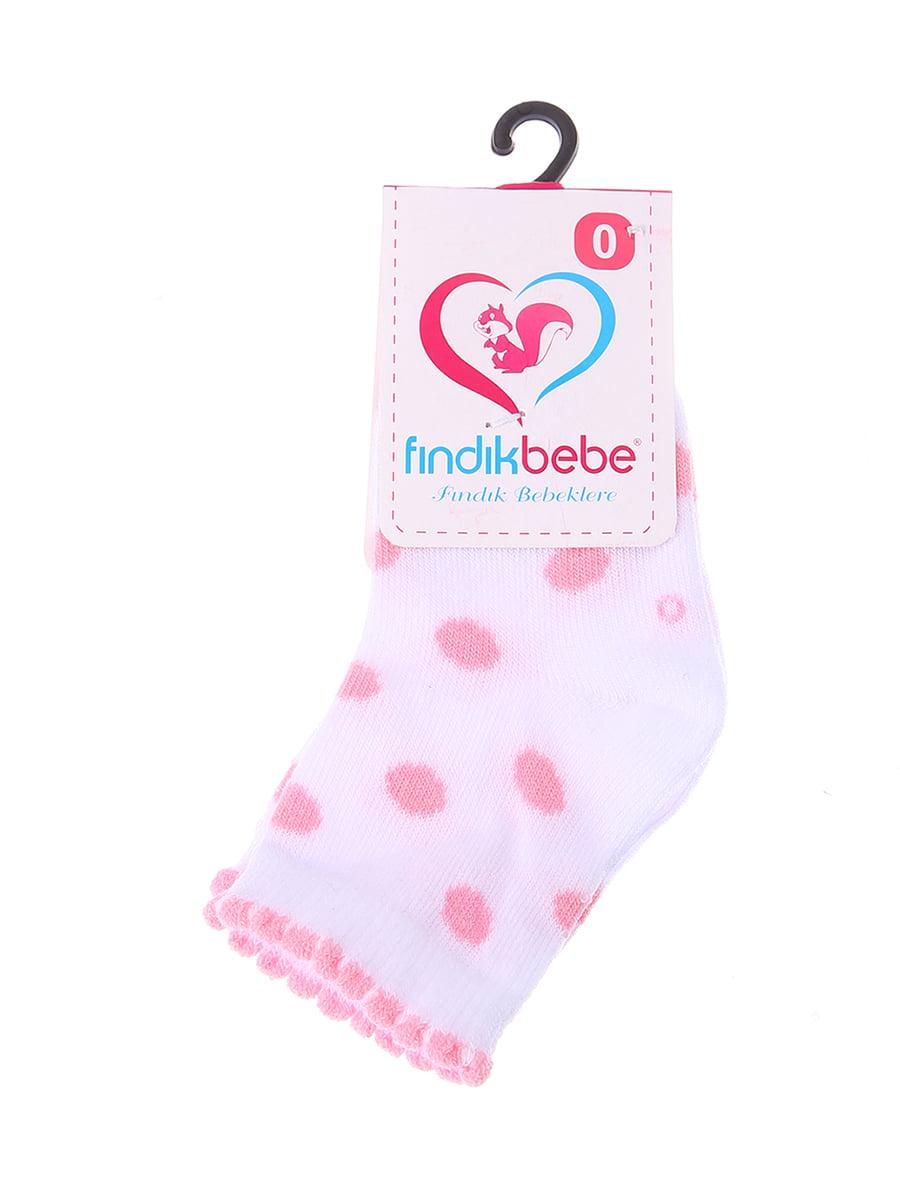 Шкарпетки білі | 4918735