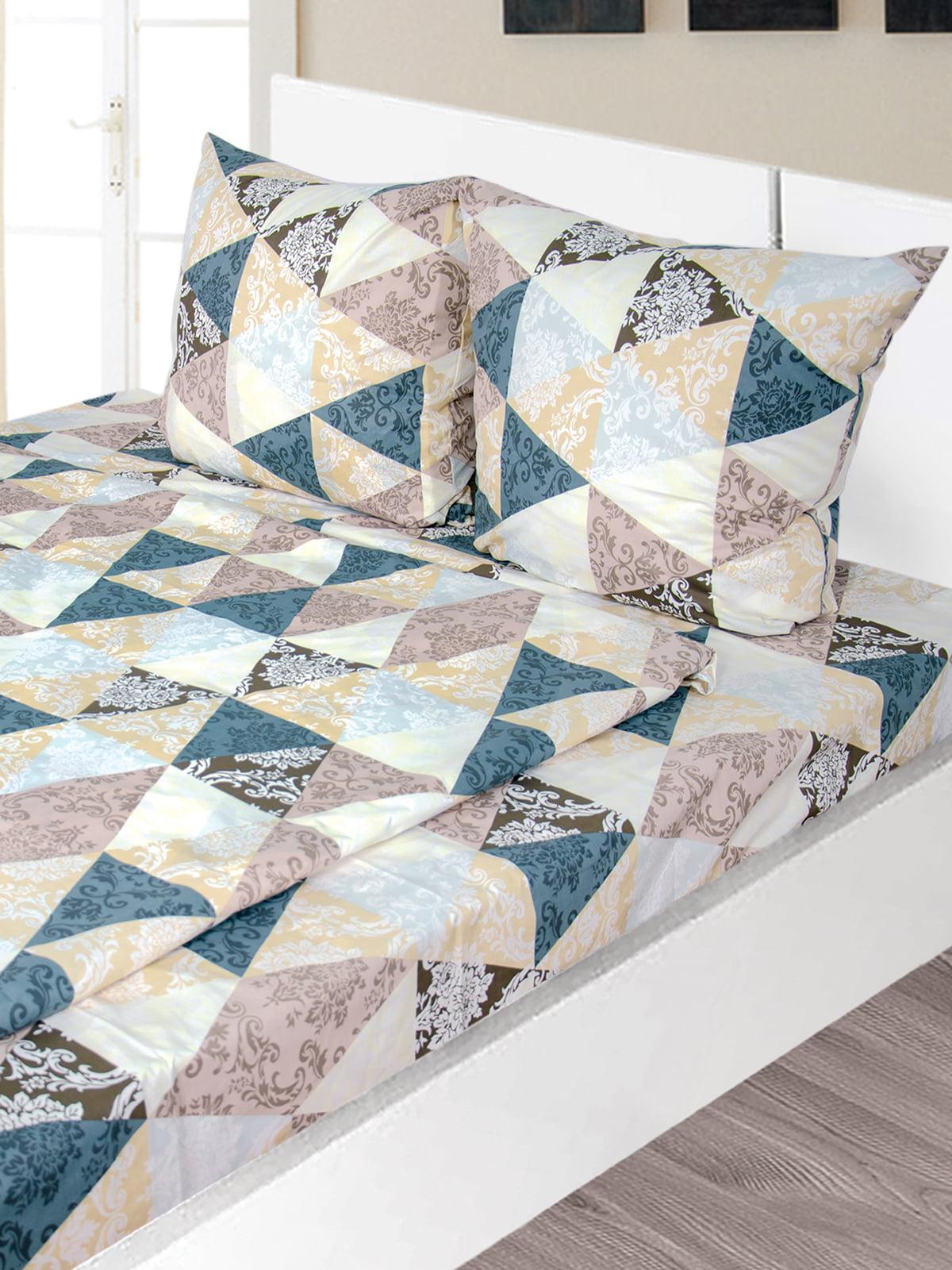 Комплект постельного белья двуспальный | 5315342
