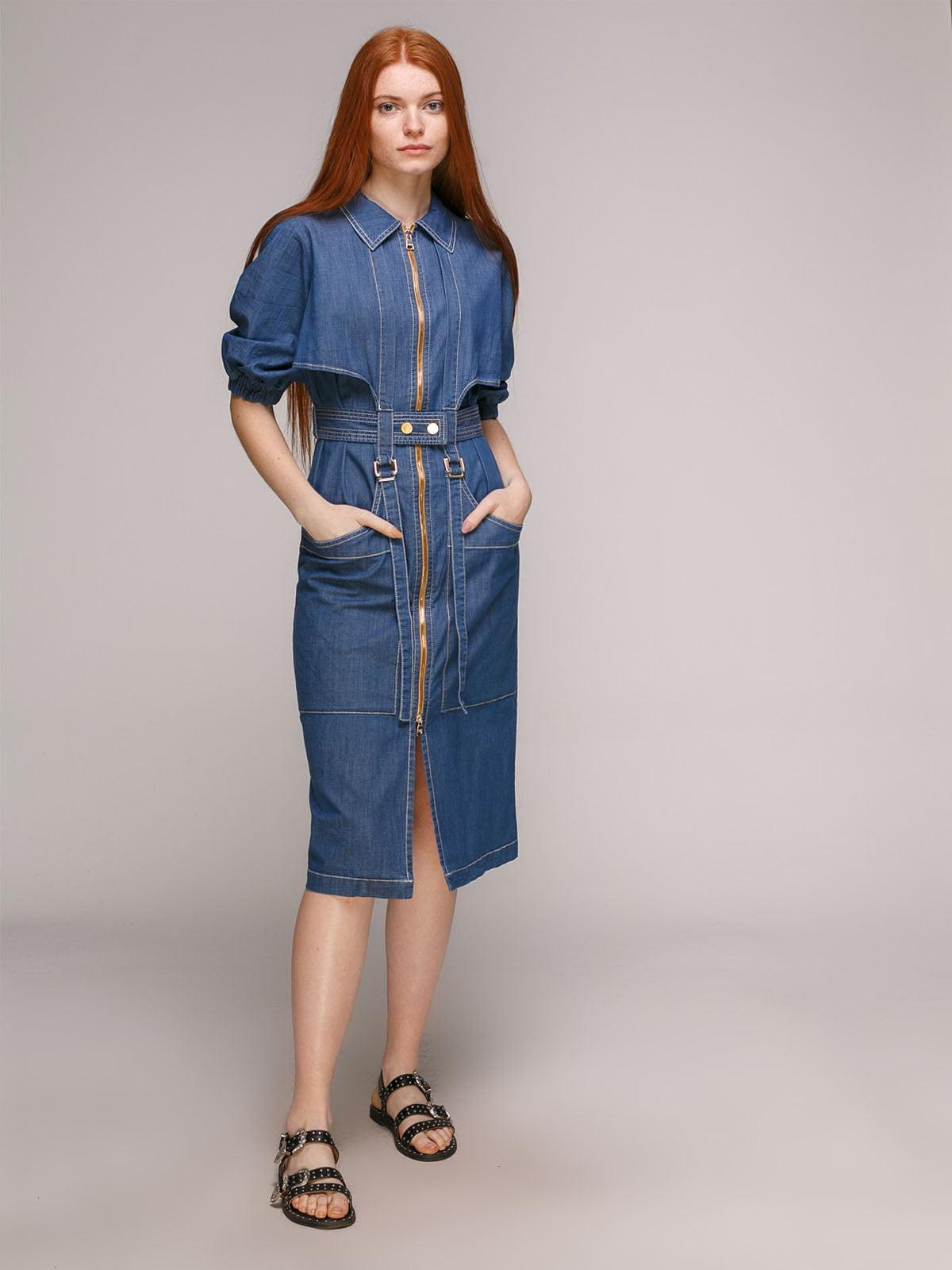 Сукня синя | 5318961