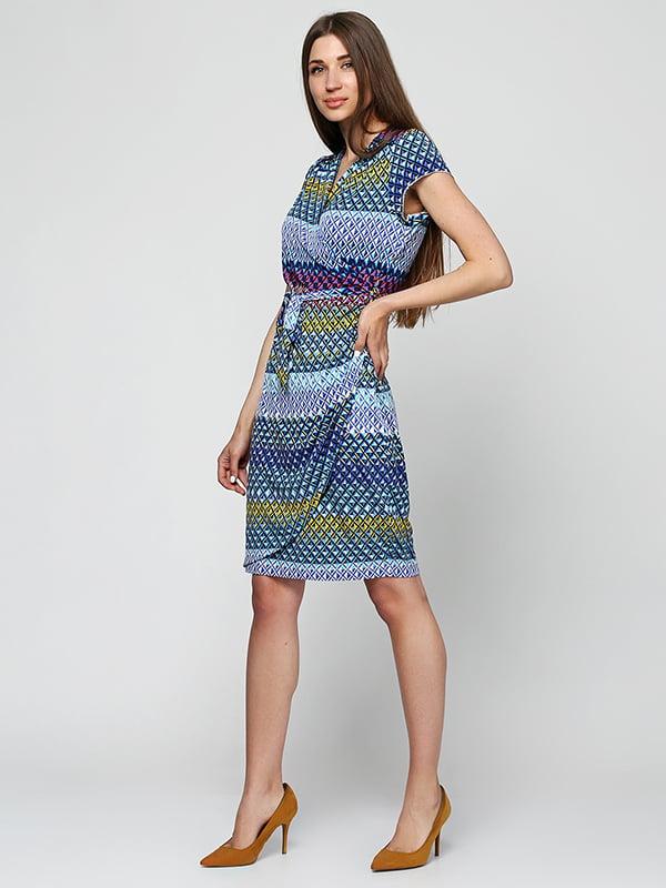 Сукня в принт | 5326076