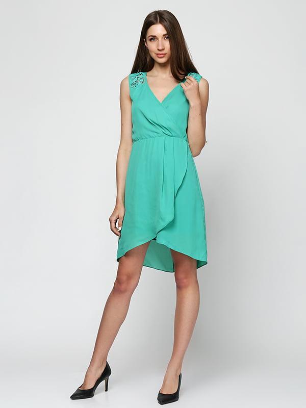 Платье зеленое | 5326141