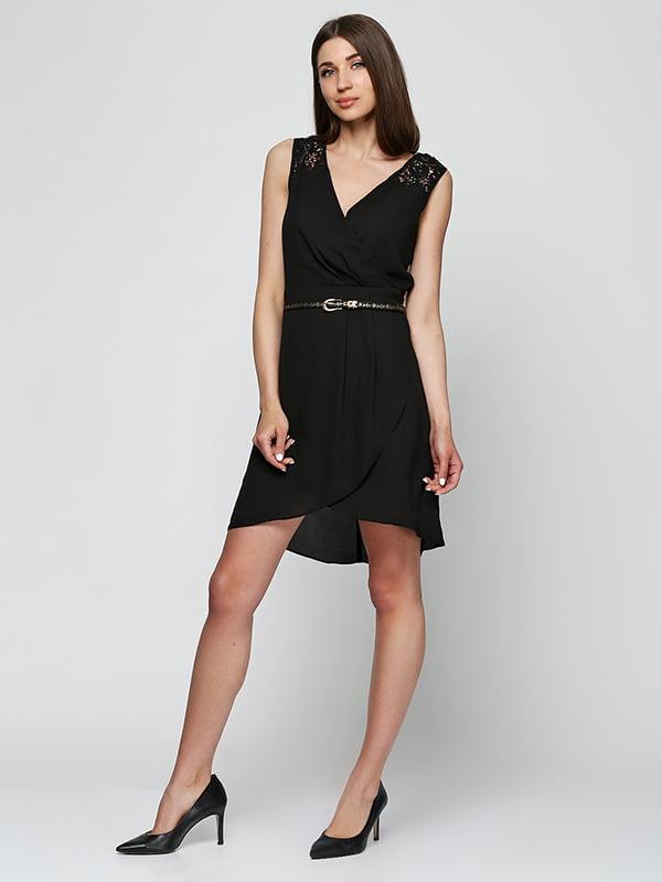 Платье черное | 5326153