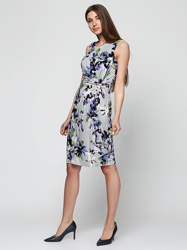 Сукня сіра | 5326159