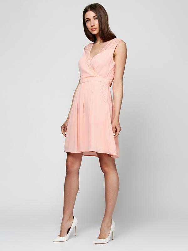 Платье розовое | 5326188
