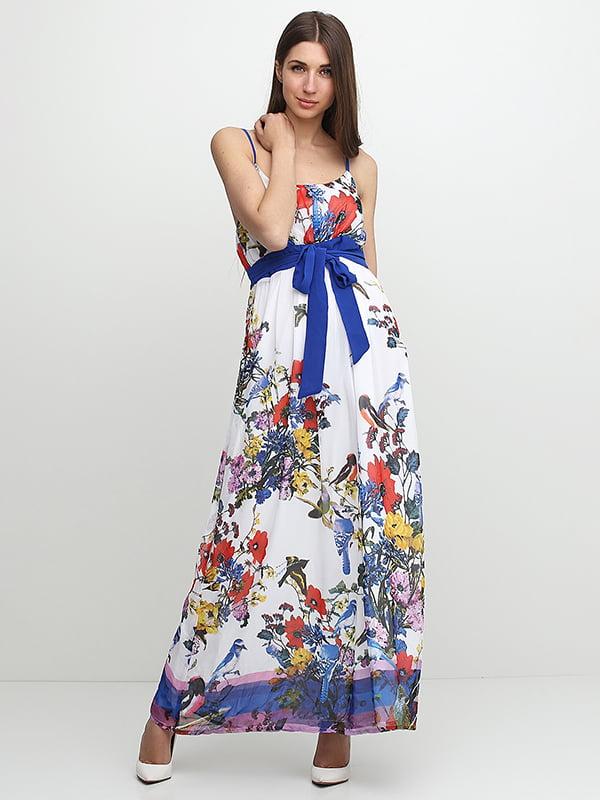Платье в принт | 5326196