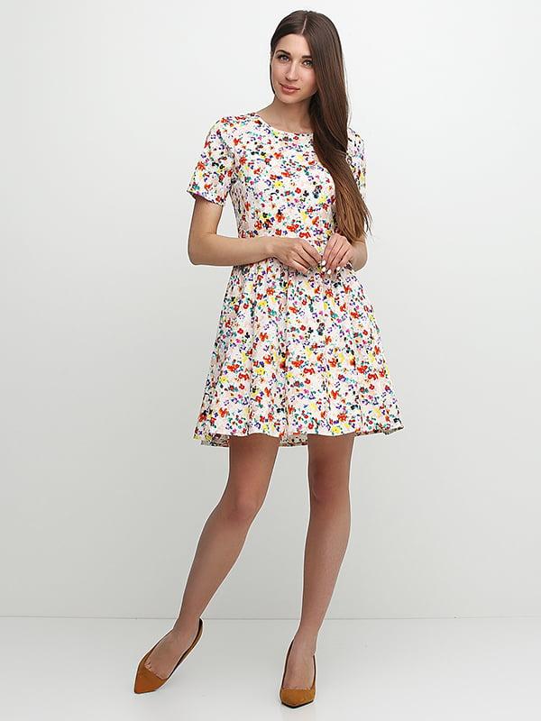 Сукня в принт | 5326155