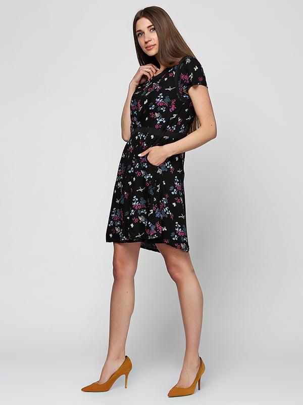 Платье черное | 5326638