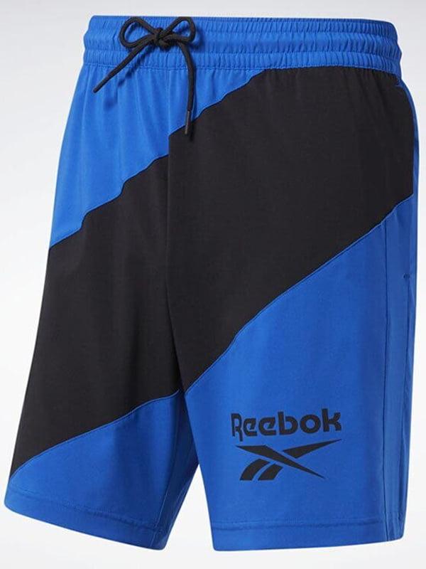 Шорти синьо-чорні | 5295776