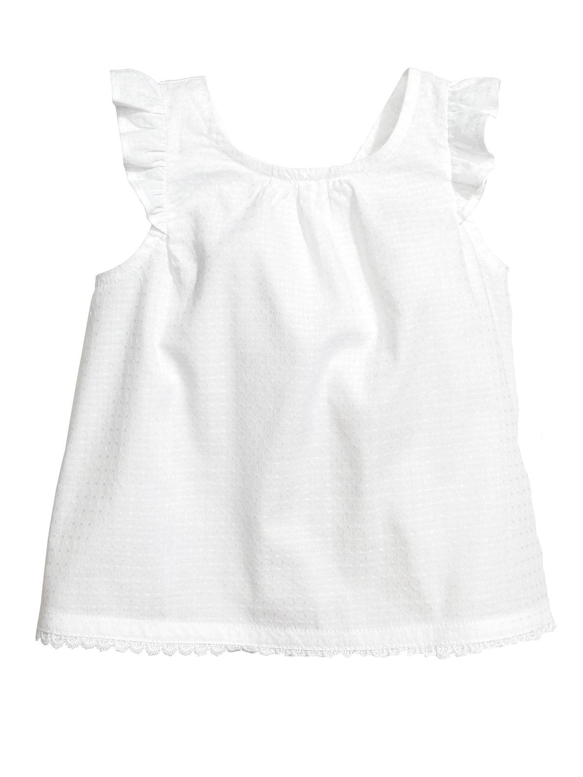 Блуза біла | 5340953