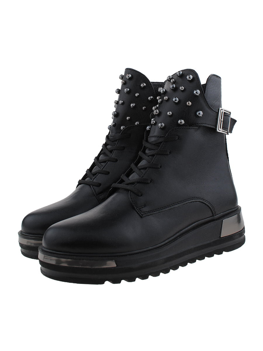 Черевики чорні | 5341141