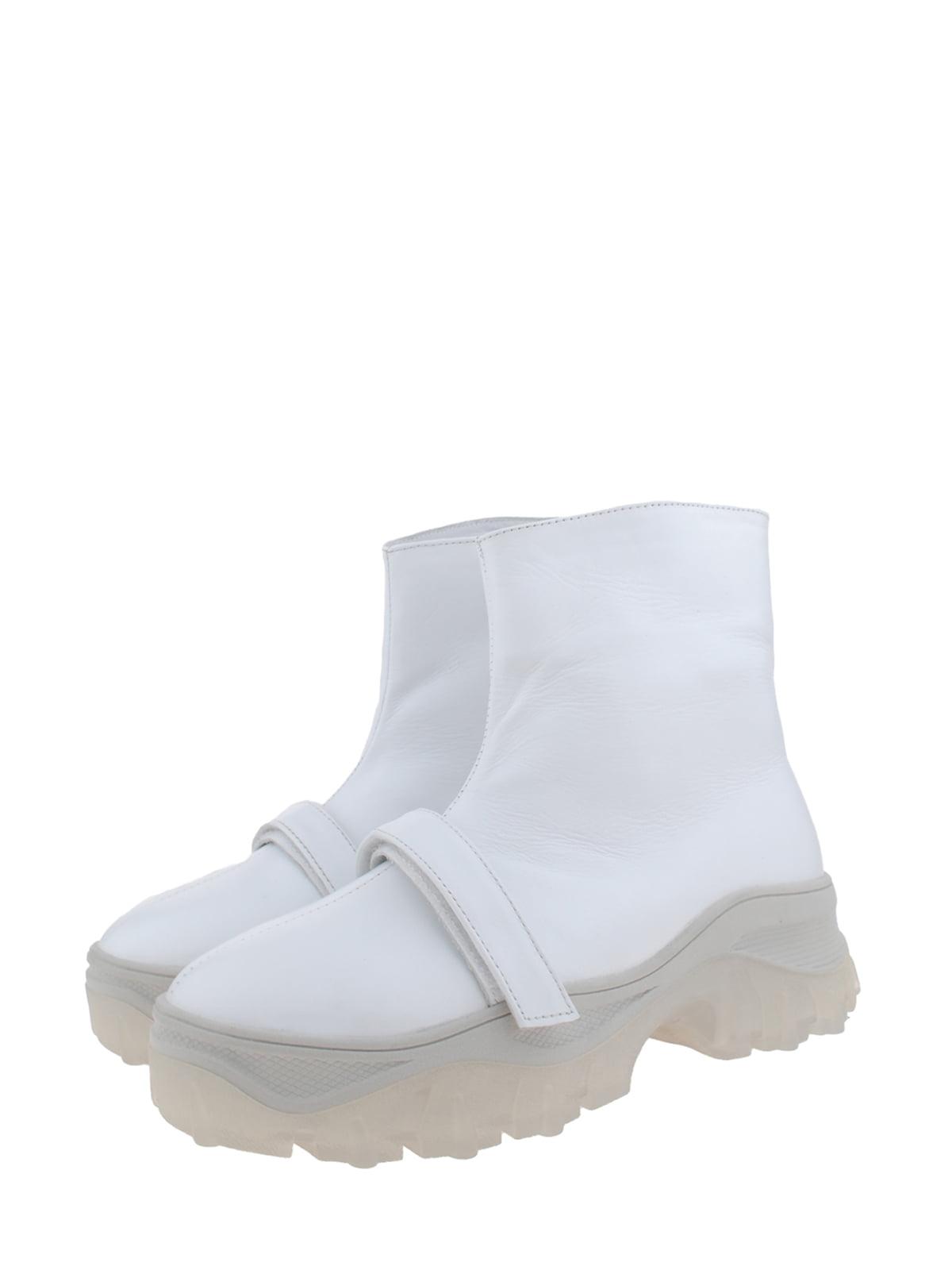 Черевики білі   5341255