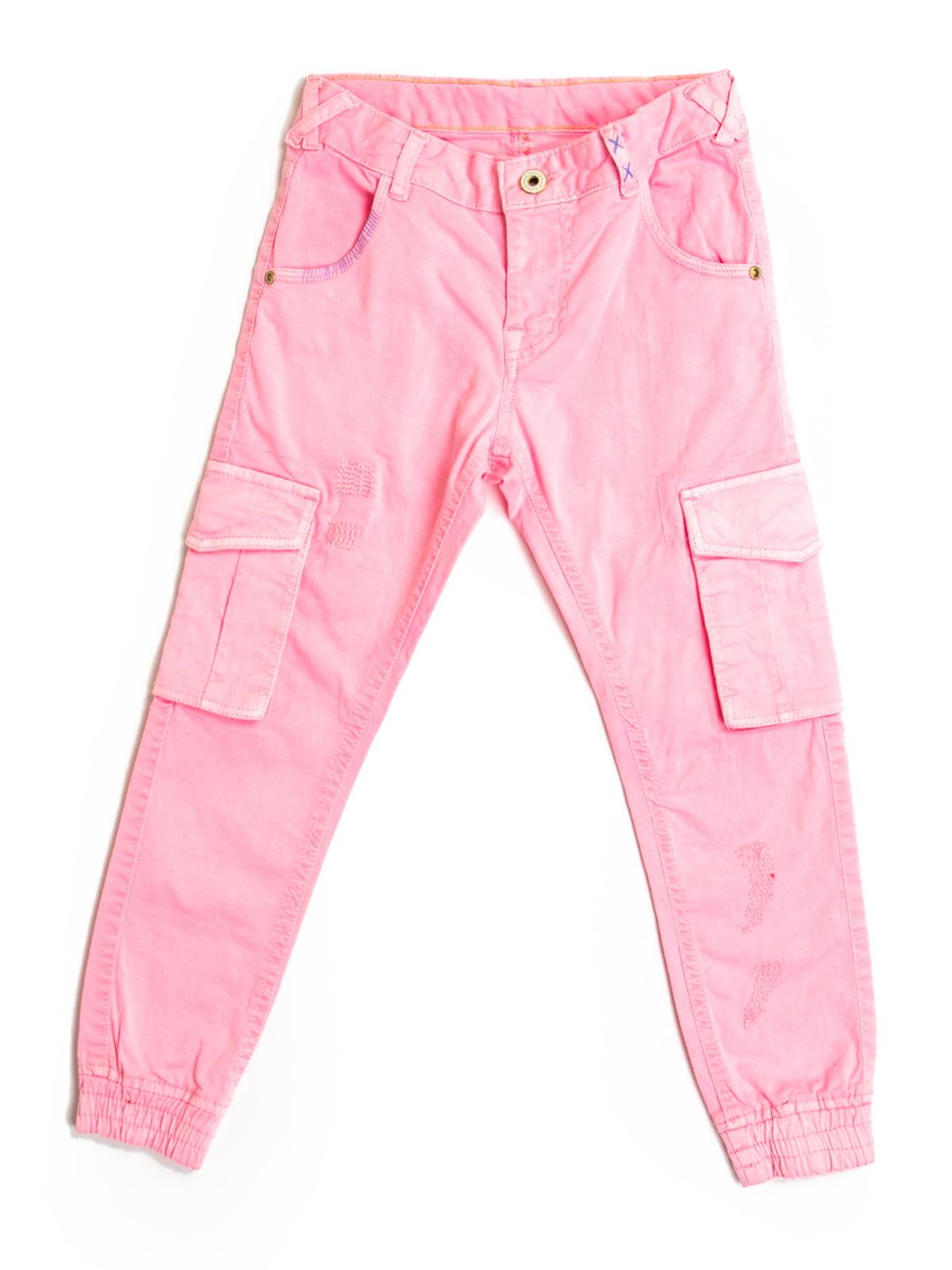 Штани рожеві | 5339536