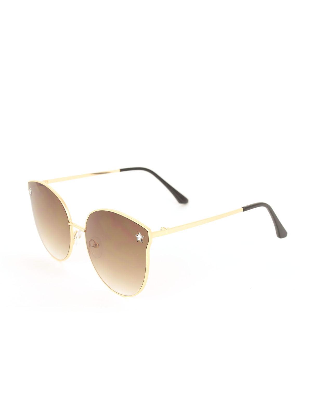 Очки солнцезащитные | 5343869