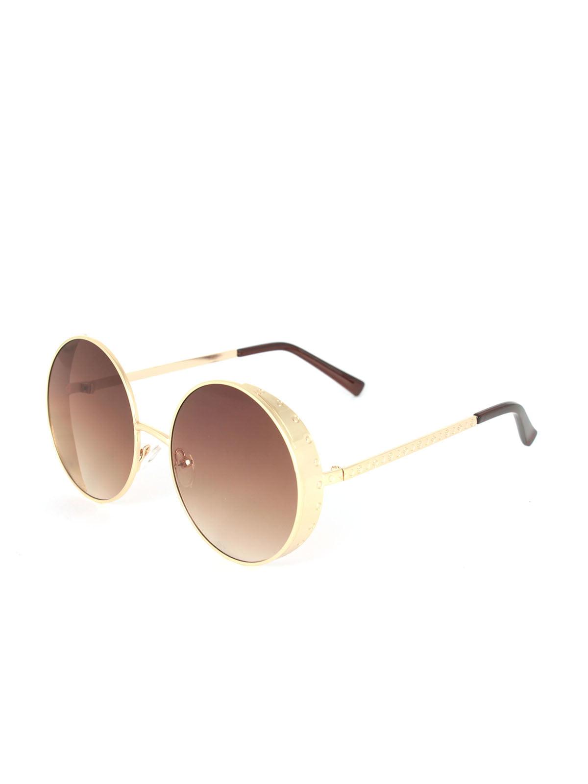 Очки солнцезащитные | 5343911