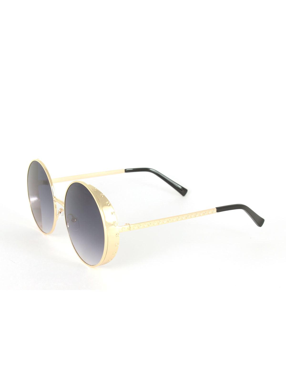 Очки солнцезащитные | 5343912