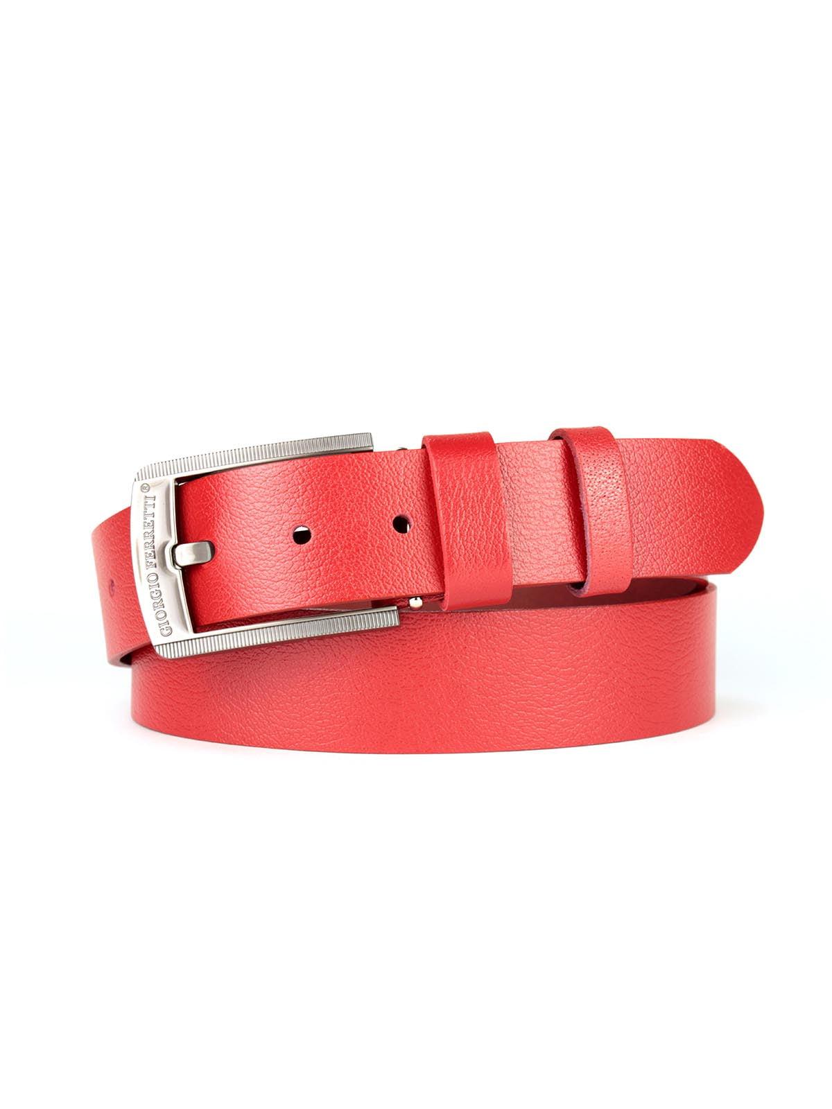Ремінь червоний | 5344165